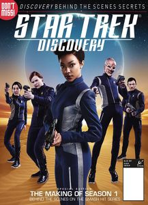 [Star Trek: Discovery Magazine Special: Volume 2 (PX Edition) (Product Image)]