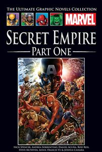 [Marvel Graphic Novel Collection: Volume 221: Secret Empire: Part 1 (Product Image)]
