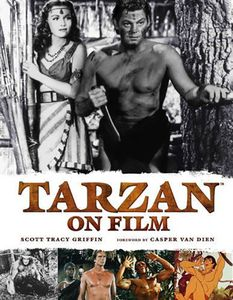 [Tarzan On Film (Hardcover) (Product Image)]
