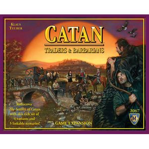 [Settlers Of Catan: Traders & Barbarians (Product Image)]