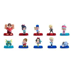 [Wreck It Ralph: Ralph Breaks The Internet: Power Pac Figures (Product Image)]