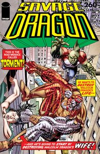 [Savage Dragon #260 (Cover A Larsen) (Product Image)]