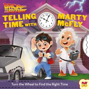 [Back To The Future: Telling Time With Marty Mcfly (Product Image)]