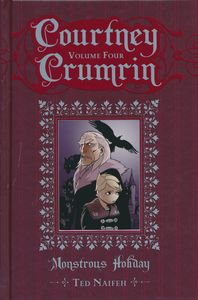 [Courtney Crumrin: Special Edition: Volume 4 (Hardcover) (Product Image)]