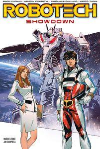 [Robotech: Volume 5: Showdown (Product Image)]