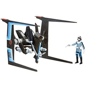 [Star Wars: The Last Jedi: Galaxy Class B Vehicle: Force Link Canto Bight Police Speeder (Product Image)]