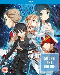 [Sword Art Online: Complete Season 1 (Blu-Ray) (Product Image)]