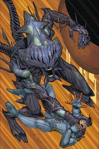 [Alien: Original Screenplay #4 (Cover B Simonson Stewart) (Product Image)]