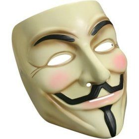 [V For Vendetta: Mask (Product Image)]