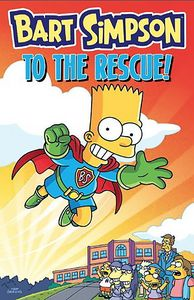 [Bart Simpson To The Rescue (Product Image)]