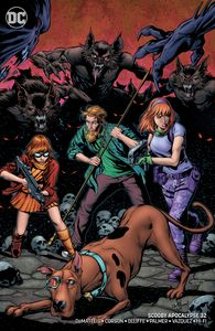 [Scooby Apocalypse #32 (Variant Edition) (Product Image)]