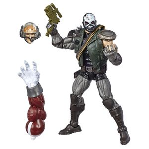 [Marvel Legends: X-Men Action Figure: Skullbuster (Product Image)]