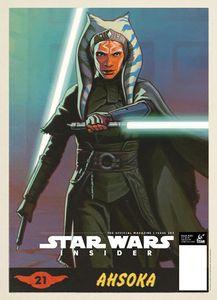[Star Wars Insider #203 (Ahsoka Trading Card Edition) (Product Image)]