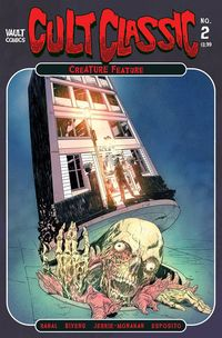 [The cover for Cult Classic: Creature Feature #2]