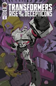 [Transformers #23 (Lewis Variant) (Product Image)]