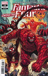 [Fantastic Four #12 (Zircher Carnage-Ized Variant) (Product Image)]