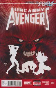 [Uncanny Avengers #25 (Product Image)]