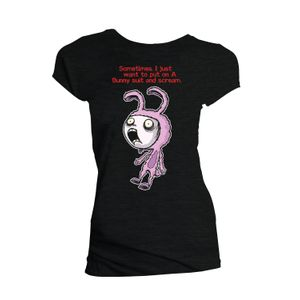[Lenore: Women's Fit T-Shirt: Bunny Suit (Product Image)]