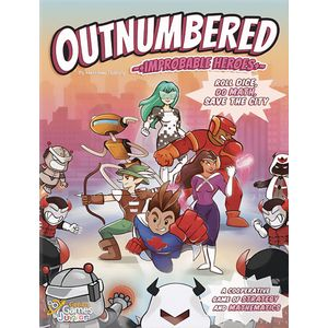 [Outnumbered: Improbable Heroes (Product Image)]