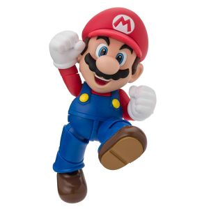 [Super Mario: SH Figuarts Action Figure (Product Image)]