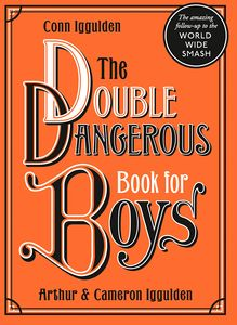 [The Double Dangerous Book For Boys (Hardcover) (Product Image)]