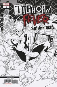[Typhoid Fever: Spider-Man #1 (2nd Printing Landini) (Product Image)]