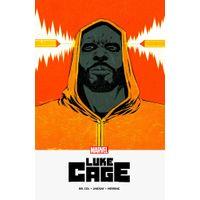 [Anthony Del Col signing Luke Cage: Everyman (Product Image)]
