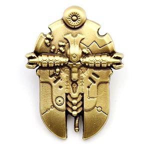 [Warhammer 40k: Artifact Pin Badge: Necron (Product Image)]