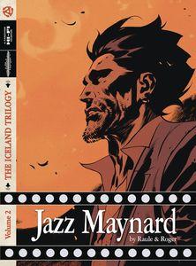 [Jazz Maynard: Volume 2 (Hardcover) (Product Image)]