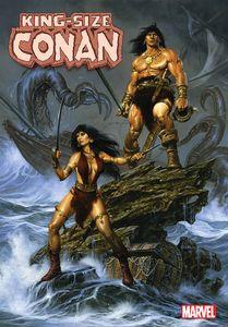 [King-Size Conan #1 (Jusko Variant) (Product Image)]