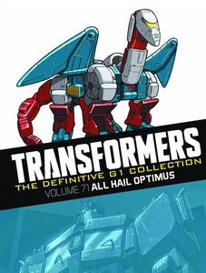 [Transformers: Definitive G1 Collection: Volume 32: All Hail Optimus (Product Image)]