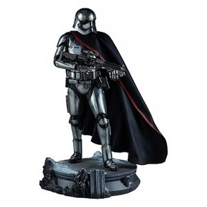[Star Wars: The Force Awakens: Statue: Captain Phasma (Product Image)]