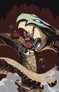 [Orcs #6 (Cover C 10 Copy Incentive Khalidah) (Product Image)]