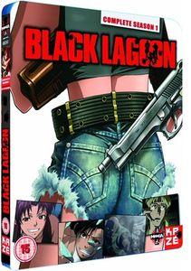 [Black Lagoon: Series 1 (Blu-Ray/DVD) (Product Image)]