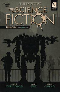 [John Caprenter's Tales Sci Fi: Redhead #3 (Product Image)]