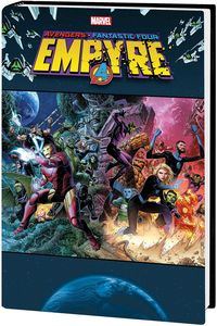 [Empyre: Omnibus (Cheung Avengers Fantastic Four Cover Hardcover) (Product Image)]