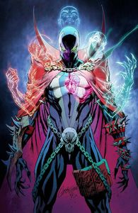 [Spawn #301 (Cover P Virgin Campbell) (Product Image)]
