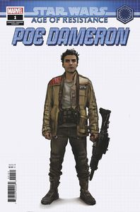 [Star Wars: Age Of Rebellion: Poe Dameron #1 (Concept Variant) (Product Image)]