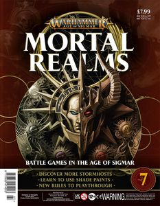 [Warhammer: Age Of Sigmar: Mortal Realms #7 (Product Image)]