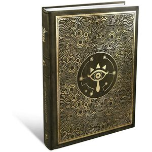 [Legend Of Zelda: Breath Of The Wild: The Complete Official Guide (Deluxe Hardcover) (Product Image)]
