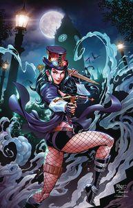 [Van Helsing Vs Draculas Daughter #1 (Cover D Royle) (Product Image)]