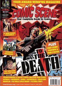 [Comic Scene Uk Magazine: Volume 2 #4 (Product Image)]