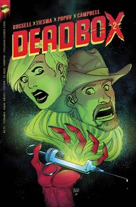[Deadbox #2 (Cover B Howell) (Product Image)]