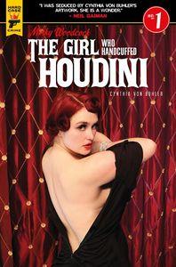 [Minky Woodcock: The Girl Who Handcuffed Houdini #1 (Cover D Photo) (Product Image)]