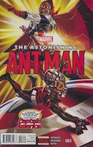 [Astonishing Ant-Man #3 (Product Image)]