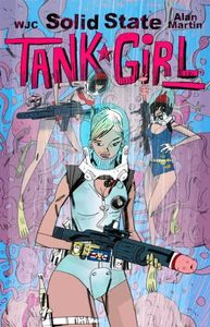 [Solid State Tank Girl (Titan Edition - Hardcover) (Product Image)]