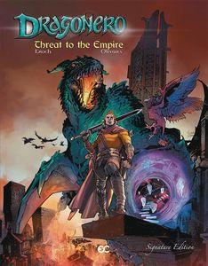 [Dragonero: Threat To Empire (Hardcover) (Product Image)]