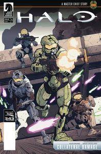 [Halo: Collateral Damage #3 (Product Image)]