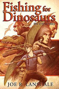 [Fishing For Dinosaurs & Other Stories (Hardcover) (Product Image)]