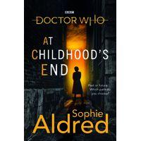 [Sophie Aldred signing At Childhood's End (Product Image)]